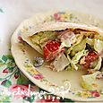 Chef Salad Sandwiches