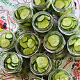 Sherelle's Home Canned Dill Pickles
