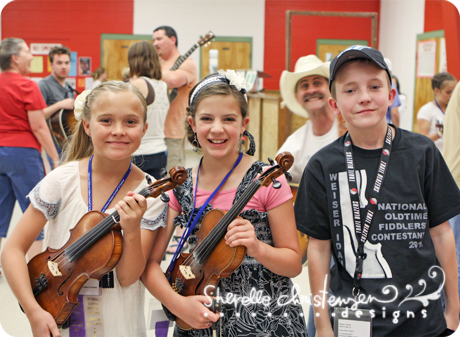 National Old Time Fiddlers Contest 2011 - My Crazy Life as a Farmers