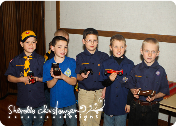 Pinewoodderby