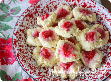Raspberry Drop Biscuits2