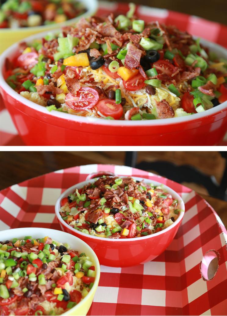 Cornbread Salad 2