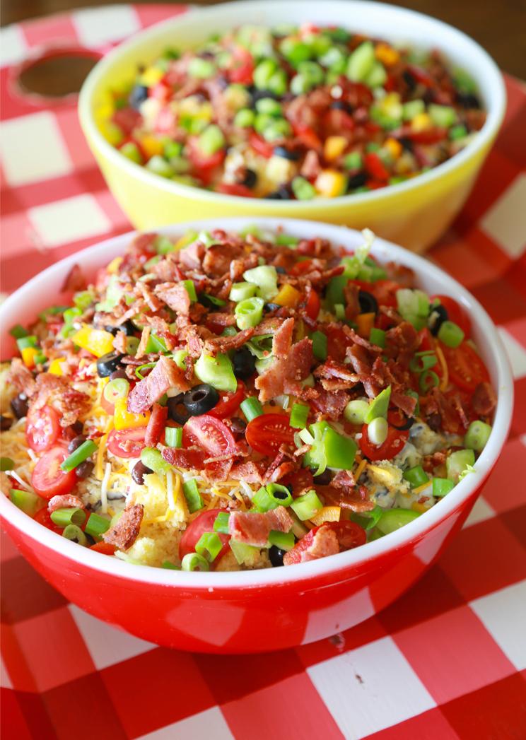 Cornbread Salad 3