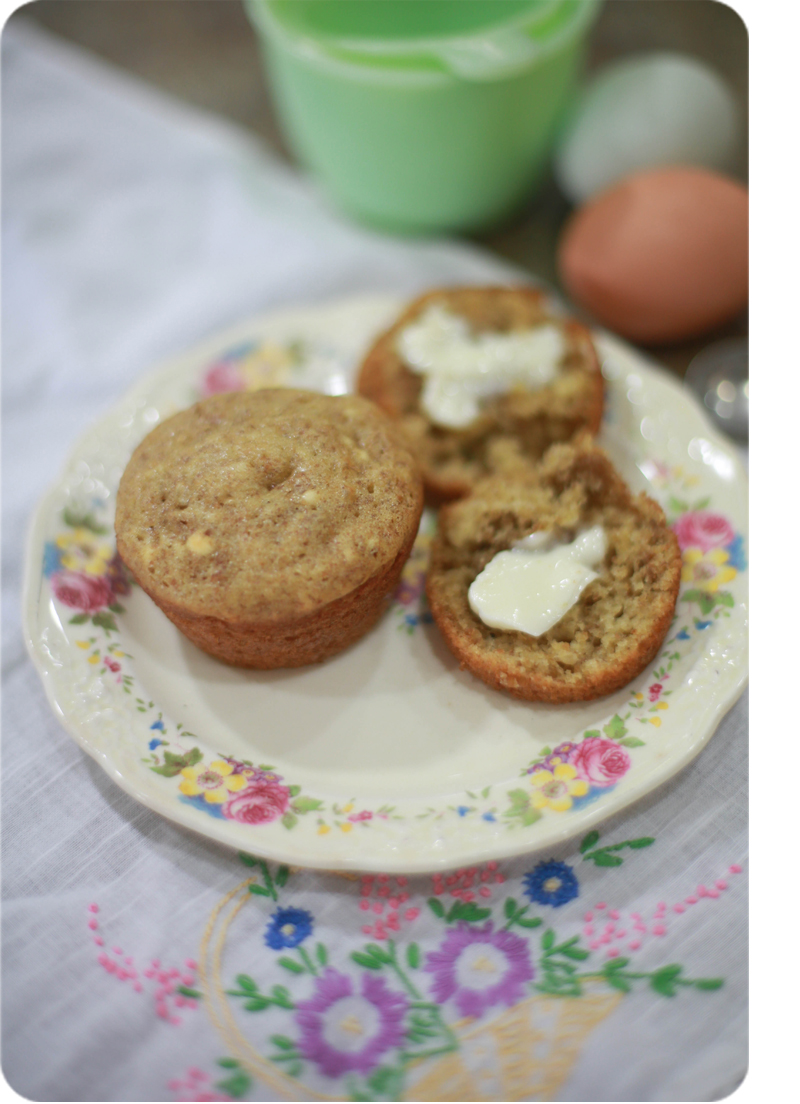 Refrigerator Bran Muffins 1