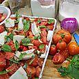 Fresh-Roasted Summer Garden Pasta Sauce