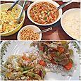 Chicken Chow Mein & Ramen Noodle Salad