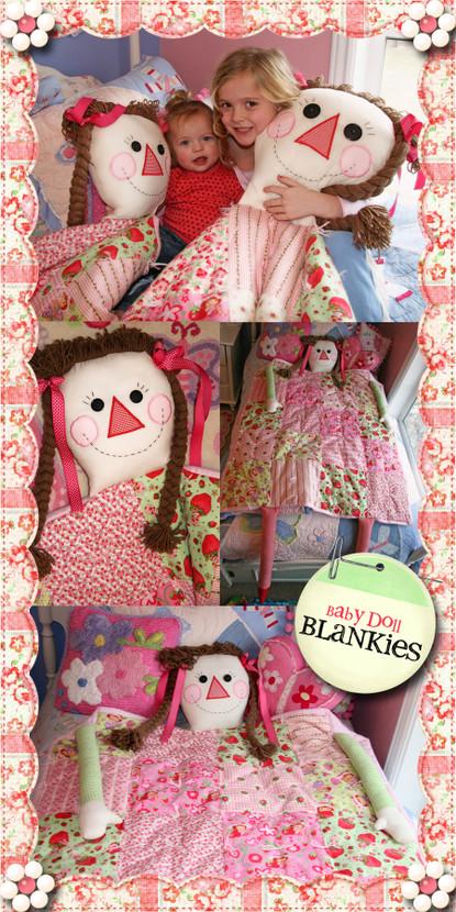 Dollblankies